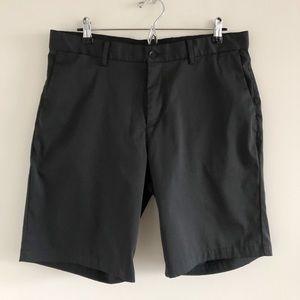 "Men's Nike Flex Flat Front 10"" Golf Shorts 34"